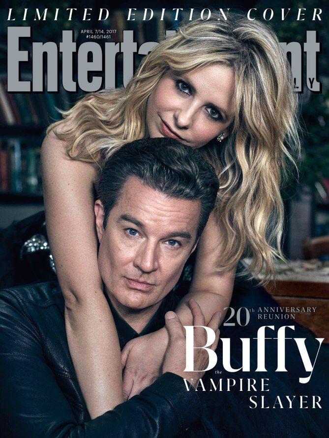"""""""Buffy"""", les retrouvailles 20 ans après"""