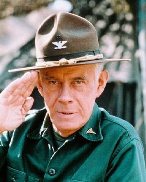 Born Harry Bratsberg on April 10, 1915 in Detroit, Michigan, Harry Morgan was most famous for playing the role of Colonel Sherman T. Potter on the 1970s television comedy M*A*S*H.  However, he is also well known for playing other roles such as Pete Porter in Pete and Gladys and December Bride, and Bill Gannon on Dragnet.   Read the full story>>