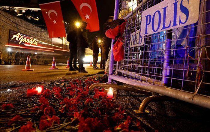 Sputnik Türkiye ///  'Reina saldırısında ölen Rus vatandaşının naaşı bu akşam ülkesine gönderilecek'