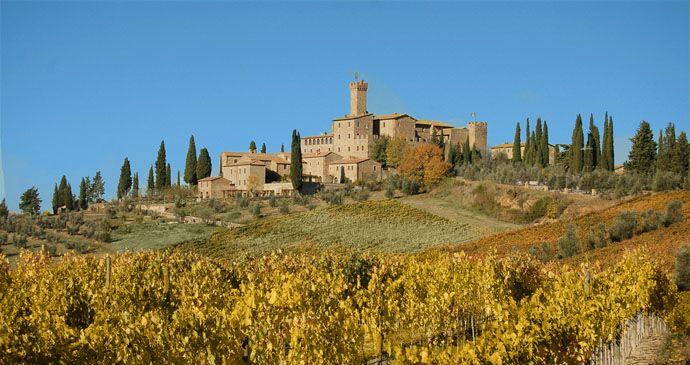 Castello Banfi Il Borgo in Montalcino, Tuscany