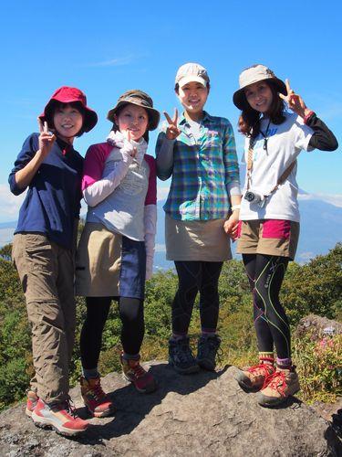 スナップ一覧|ファッション|山ガールネット 山とアウトドアファッションを愛する女子のための情報サイト