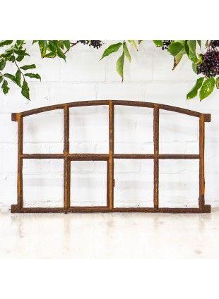 Stallfenster Eisenfenster mit 2 Flügel Flügelfenster für Mauer 58 x 48,5