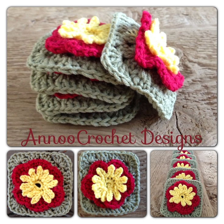 276 best Annoo Crochet Designs images on Pinterest | Crocheting ...