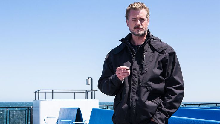 'Grey Lady': Film Review  Eric Dane and Natalie Zea co-star alongside Amy Madigan in John Shea's Massachusetts-set cop thriller 'Grey Lady.'  read more