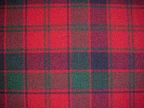 Clan Robertson Red Tartan