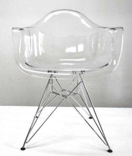 Polycarbonat-Stuhl-Retro-Loft-Chair-Designer-EIFFEL-inspired-TRANSPARENT