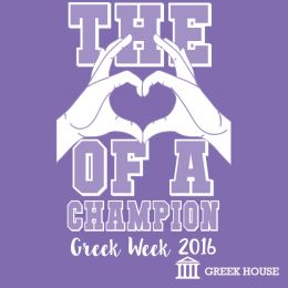 Design Gallery | Greek House | Greek Week | custom apparel | greek apparel | sorority shirt designs | sorority crafting ideas | frat tank | frocket