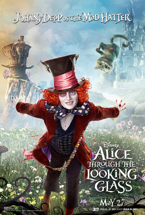 Click to View Extra Large Poster Image for Alice Through the Looking Glass