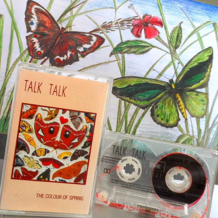 ..sticking to my last post's theme of butterflies - #tbt Thursday Tape - 'The Colour of Spring' by Talk Talk. Background art is called 'Two's Company'. Original pencil art is sold but this print here could be yours! Just like & share my facebook page (link in my profile) and leave a smiley in the comments here. I'll pick out a winner and fly it off in the post! ✉ #cassette #talktalk #markhollis #music #art #instaart #artist #newwave #artistsofinstagram #giveaway #raffle #hoganfinland…