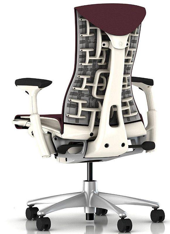 Herman Miller Embody Chair Backside Office Chair Embody Chair