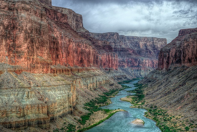 Grand Canyon HDR by mundoview, via Flickr