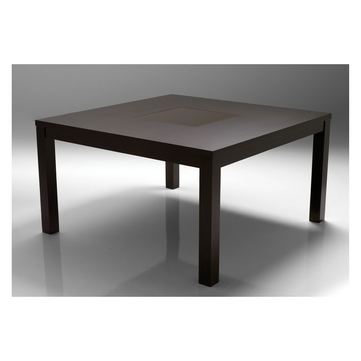 Amazing Zanetti 54 Inch Square Dining Table   Perfect Size For Dining Room, Seats 8.