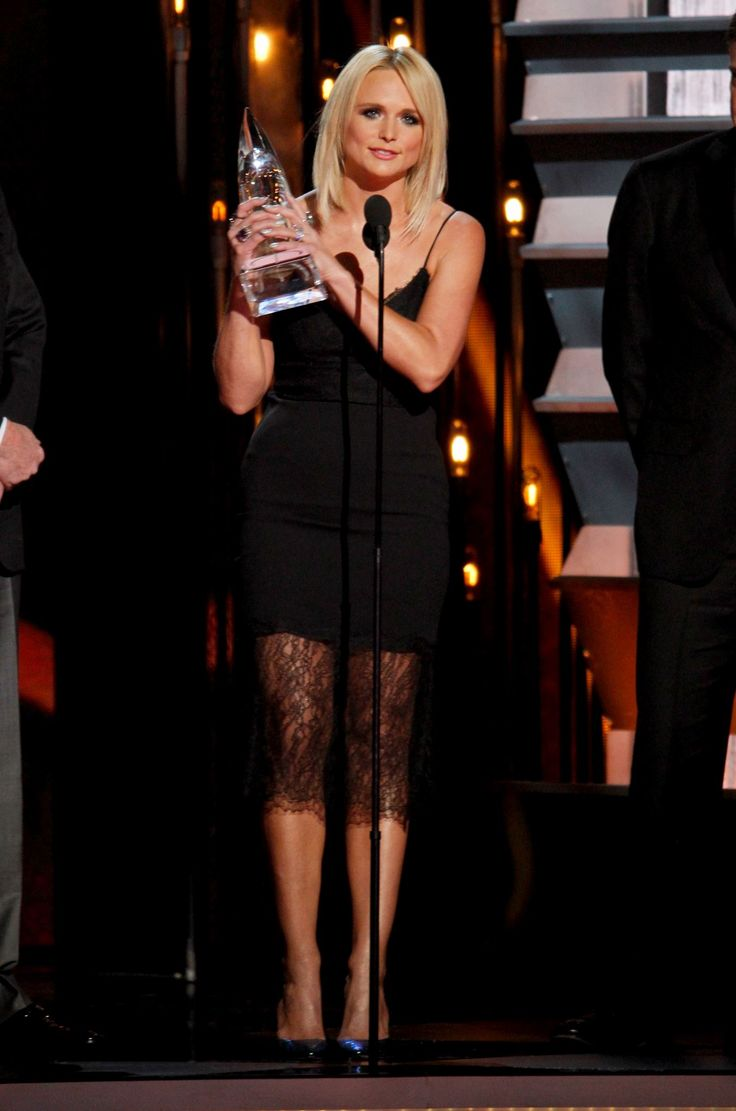 Miranda Lambert accepting her award for Female Vocalist of the year AGAIN! YAY!! 48th Annual CMA AWARDS! 11/05/2014