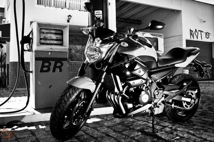Uma moto por dia: Dia 232 – Yamaha XJ6 N #umamotopordia #osvaldofuriatto