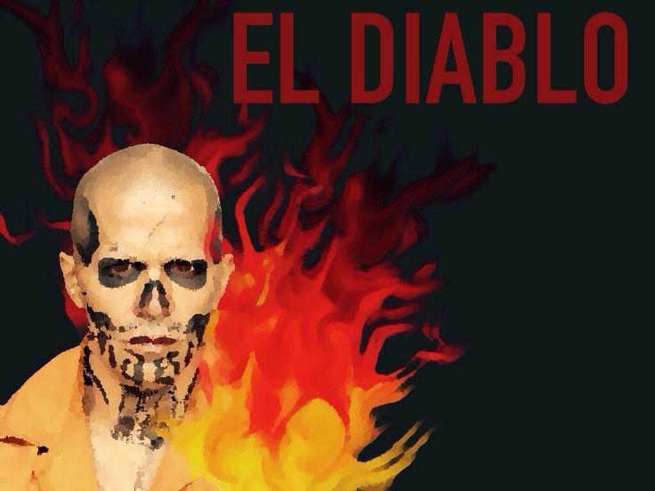 El Diablo THE FIRE GOD