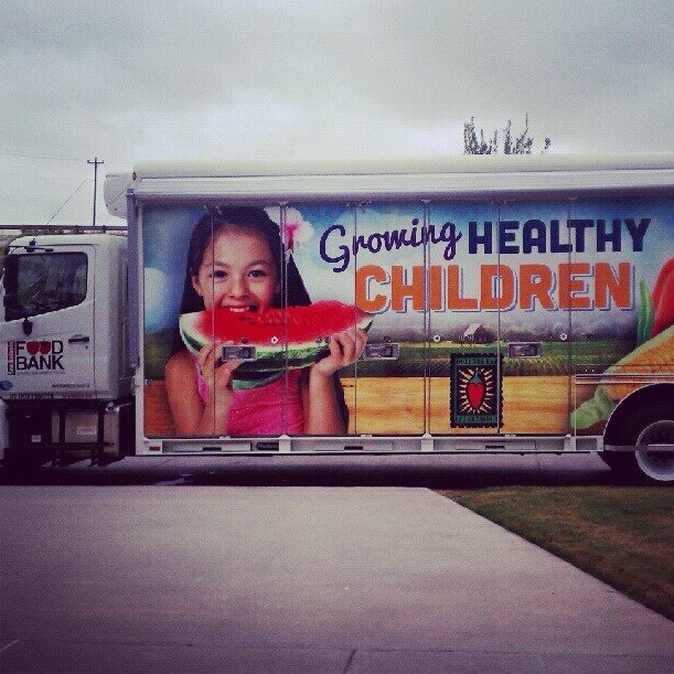 Food Banks That Have Mobile Food Trucks
