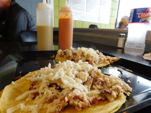 Breakfast At Papalote Taco House