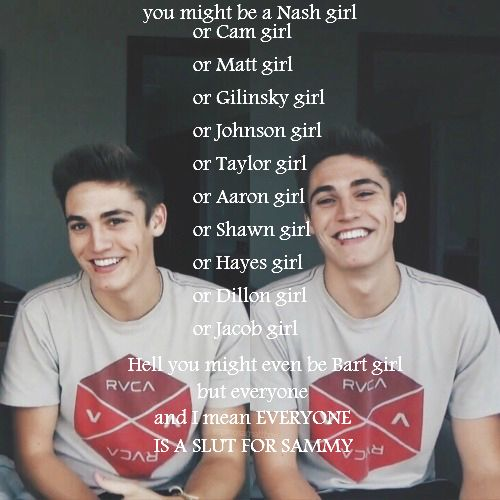 NOT MY IDEA, BUT MY EDIT;) edit, #jack johnson, jack gilinsky - #hayes grier - famous #jacob whitesides