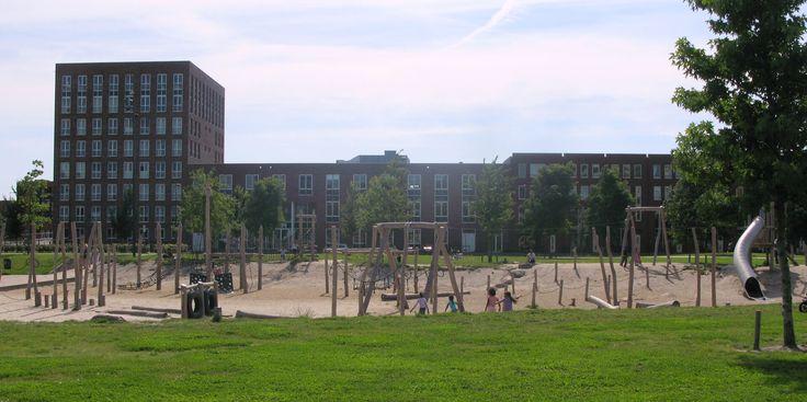 Детские площадки и игровые пространства в Нидерландах - archi.place | cовременная архитектура