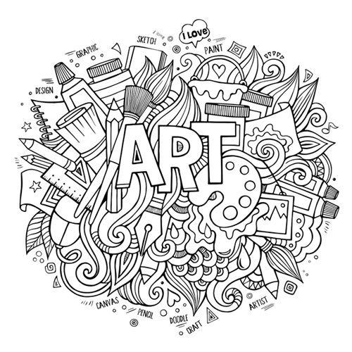 40 best Coloring Canvas Art & Décor images on Pinterest | Canvas ...