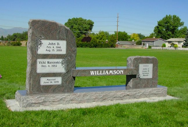 headstone benches - Hledat Googlem
