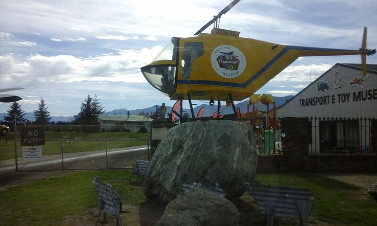 Transport Museum at Wanaka