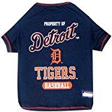 Detroit Tigers Dog Shirts