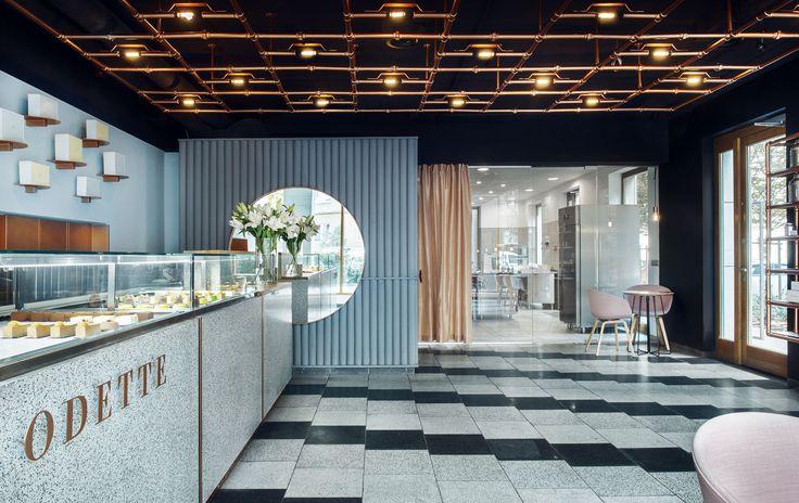 Odette Pastry Shop, Warszawa   UGO Architecture