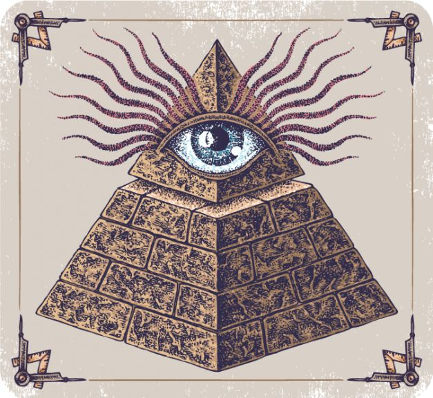 pin by tac productions on time is art all seeing eye