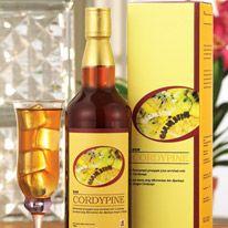 A DXN Cordypine a minőségi cordyceps és az erjesztett ananászlé nagyszerű keveréke. A DXN Cordypine erőteljes hatékonyságú, hiszen az ananászban az erjesztés során termelődött enzimek képesek szinergikusan együttműködni a cordyceps hatóanyagaival, így jobb eredményeket és nagyszerű teljesítményt produkálnak.