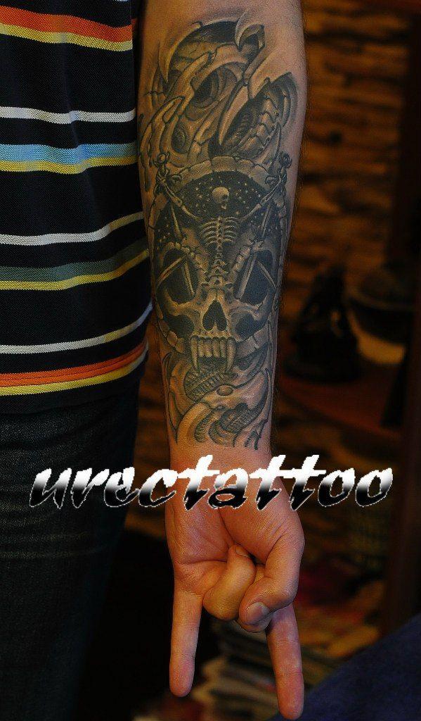 Slayer Tattoo by Ihel on DeviantArt