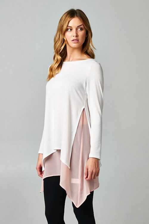 Love this!!  Kay Tunic | Women's Clothes, Casual Dresses, Fashion Earrings & Accessories | Emma Stine Limited
