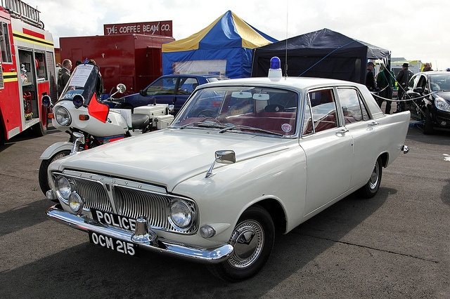 Ford Zephyr police car