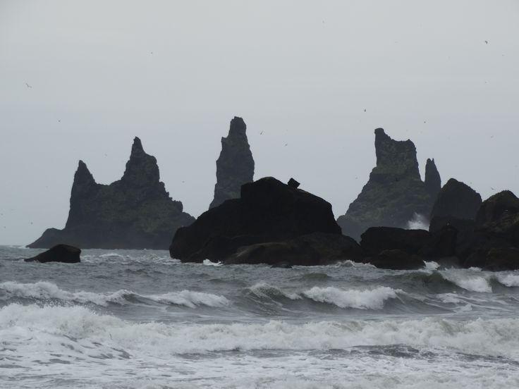 Het Trollenschip, #ijsland