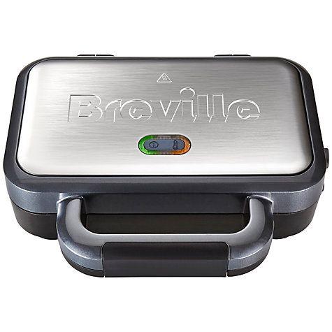 Buy Breville VST041 Deep Fill Sandwich Toaster Online at johnlewis.com