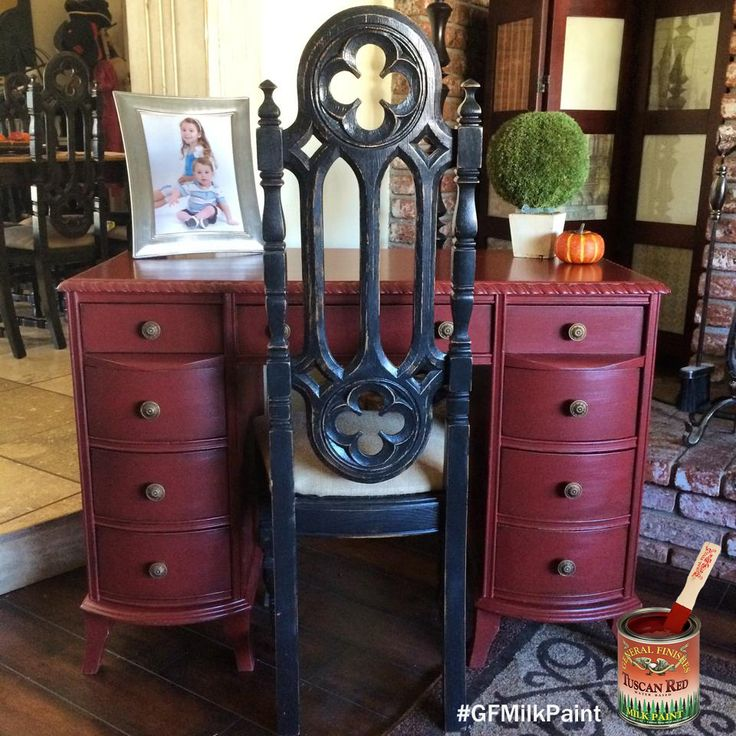 red painted furniture on pinterest general finishes milk paint and