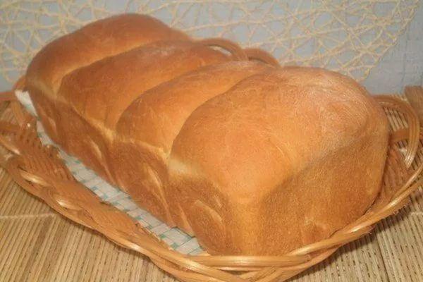 Домашний тостовый хлеб «Облачко»