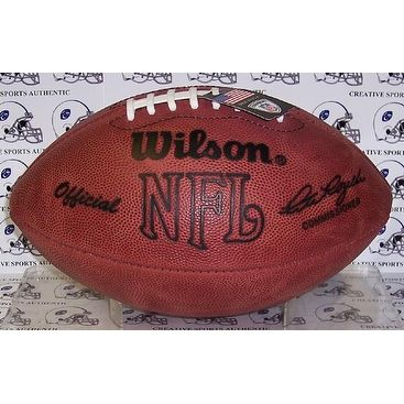 "Wilson Official NFL Football - Throwback ""Pete Rozelle"""
