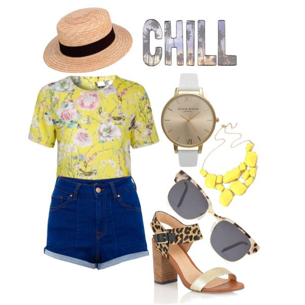 """""""chill"""" by kikis-boutique on Polyvore"""