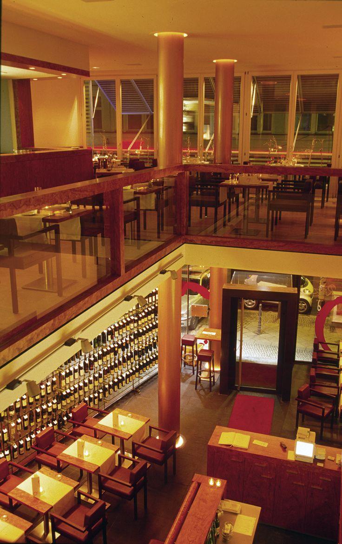 Weinbar Rutz, Berlin *Michelin-starred and finest wine selection*