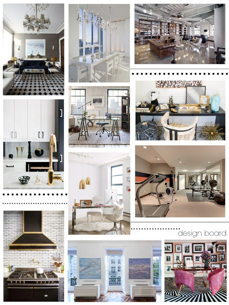 Charming Design Inspiration Board