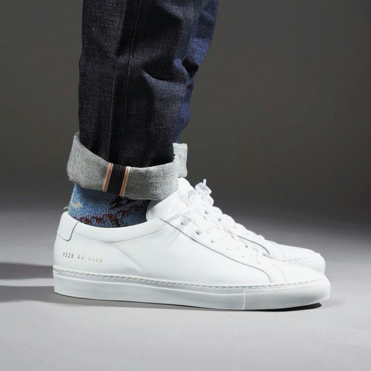 Original Achilles Low Sneakers by Common Projects