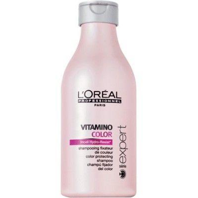 Shampoing protecteur et fixateur de couleur L'oréal Vitamino Color 250ml