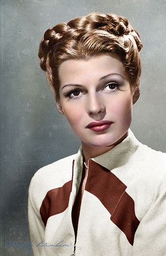 Rita Hayworth   Flickr - Photo Sharing!   Beautiful ...
