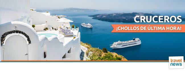 Ofertas de viajes en www.viajesviaverde.es: Cruceros - Chollos de última hora!!