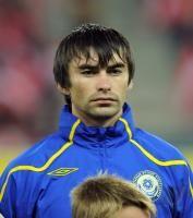 Fussball International EM 2012-Qualifikation: Kazbek Geteriev (Kasachstan)