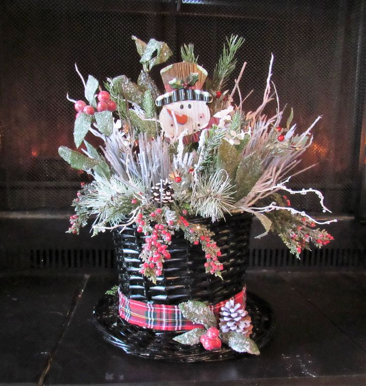 Christmas Decorations For Coffee Shops: 25+ Unique Top Hat Centerpieces Ideas On Pinterest
