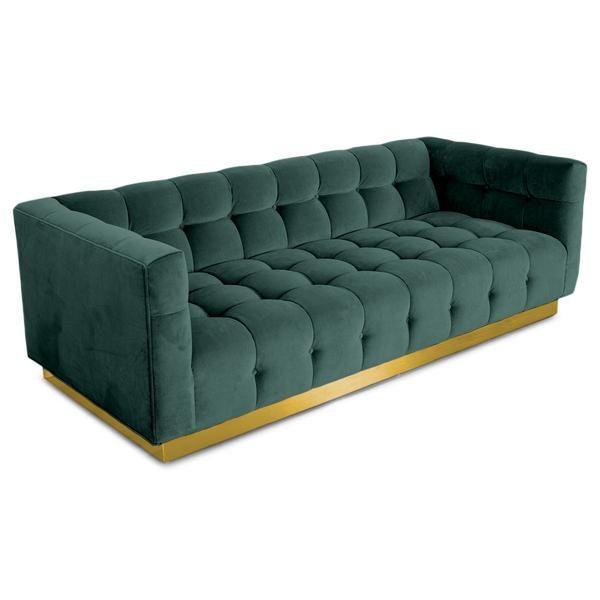 Delano Sofa In Velvet In 2020 Luxury Sofa Furniture Sofa