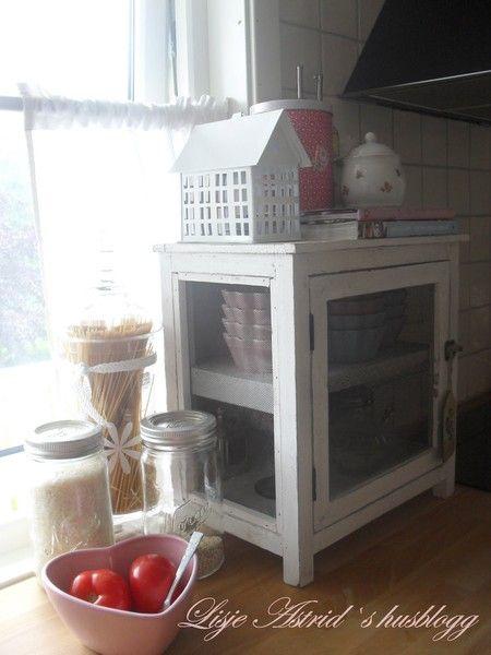 Интерьер в стиле шебби шик в отдельно взятой квартире. Кухня-столовая 28
