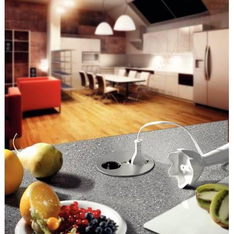 les 9 meilleures images du tableau prise electrique cuisine sur pinterest cuisines prises. Black Bedroom Furniture Sets. Home Design Ideas